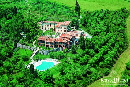 Castello Belvedere - Lake Garda - Castle