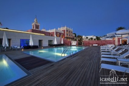 Pousada de Faro, Estoi Palace Hotel