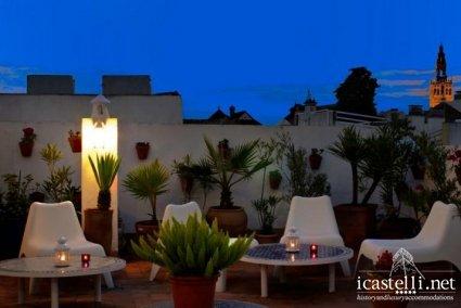 Hotel Un Patio en Santa Cruz