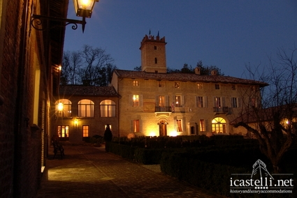 Relais Castello Di Razzano