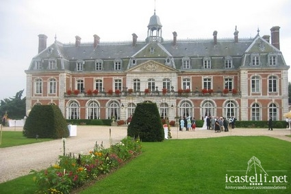 Château de Villequier