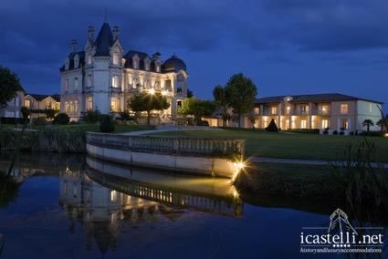 Hotel Grand Barrail, Chateau, Restaurant & Spa