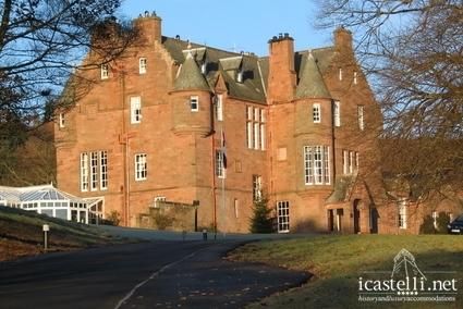 Cringletie House