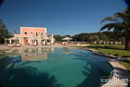 Relais Villa San Martino L
