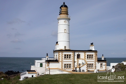 Corsewall Lighthouse Hotel - The South of Scotland - Lighthouse