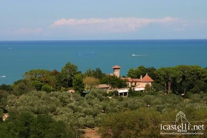 Relais villa Giulia Marche