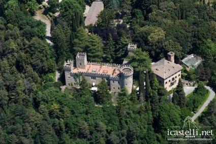 Castello dell Oscano