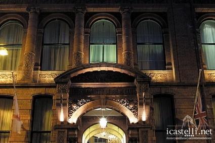Quebecs the Leeds Boutique Hotel