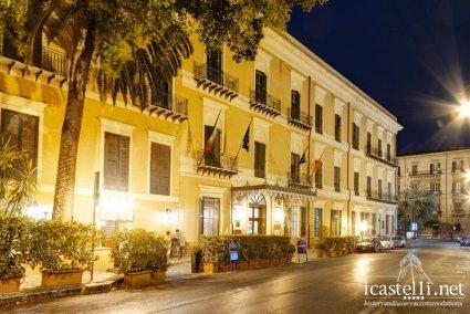Collezione hotel di lusso alberghi di charme e boutique for Palazzo in stile messicano