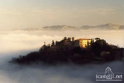 Castello di Montegridolfo Hotel Palazzo Viviani