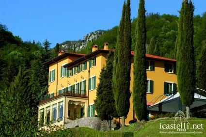 Hotel Villa Sostaga