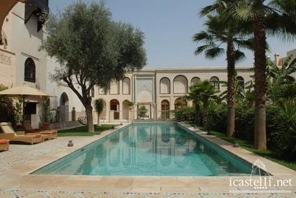 Riad Alkantara Maison d'hôtes