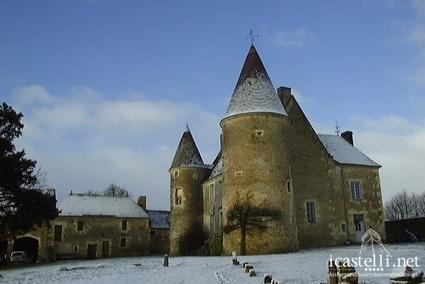 Manoir de Lormarin