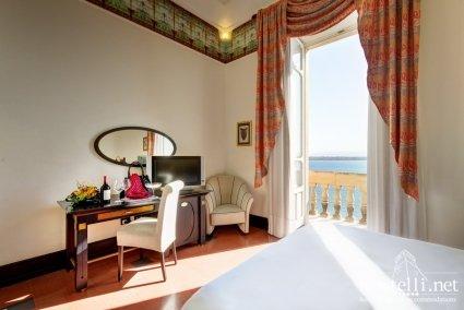 Deluxe room seaview