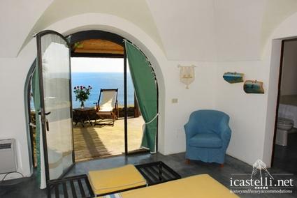 Suite Deluxe sea view