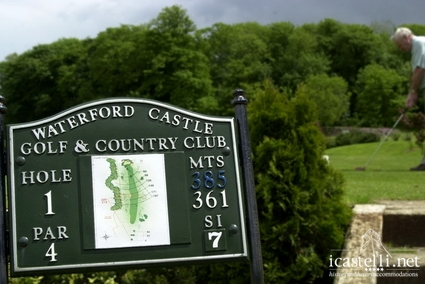 Waterford Castle Hotel Golf Club