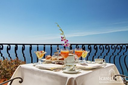 De Luxe Room sea view