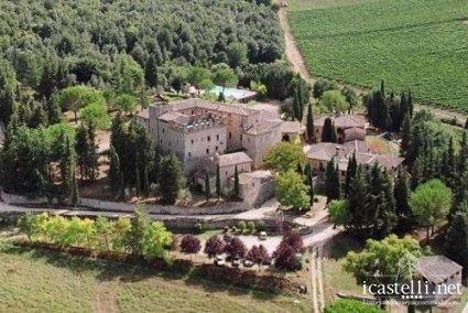Castel Pietraio - Tuscany - Castle