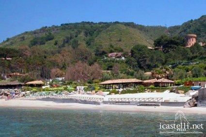 Hotel Porto Pirgos - Calabria - Relais