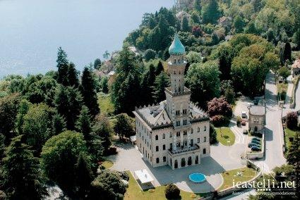 Relais & Chateaux Villa Crespi - Lakes Region - Villa