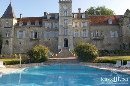 Château de Fère - Piccardia - Castello