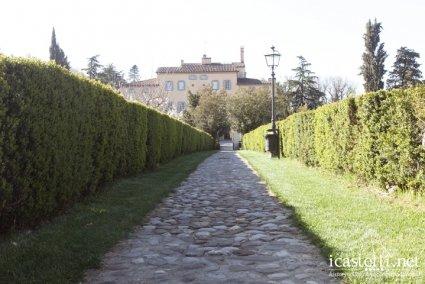 Relais Badia Di Campoleone