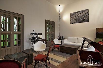 La moresca maison de charme a ragusa sicilia for Palazzo in stile messicano