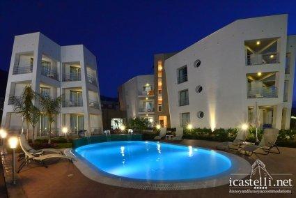 Astro Suite Hotel - Sicily - Villa