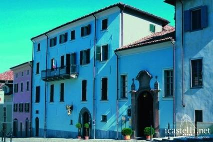 Hotel di lusso a acqui terme alberghi di charme e spa for Palazzo in stile messicano