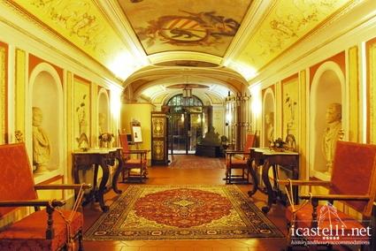 Relais Villa Dragonetti De Torres