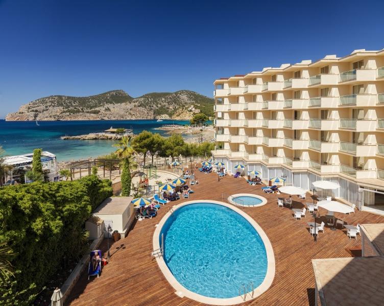H10 lido alberghi con spiaggia privata a maiorca - Hotel con piscina privata grecia ...