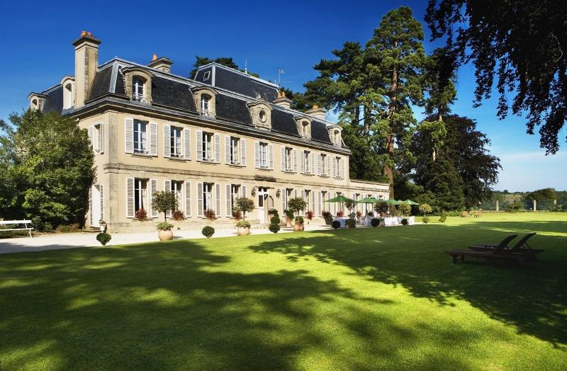 chteau la chenevire - Chateau De Cocove Mariage