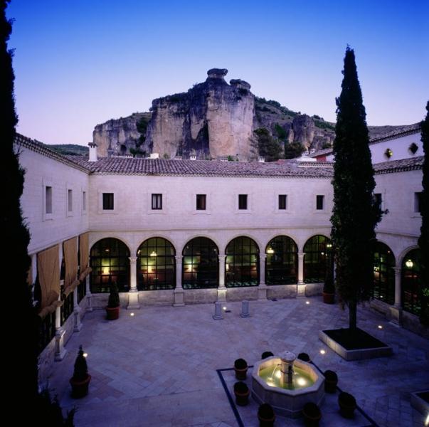 Parador de Cuenca  Sleep in a Castle for a night or a ...