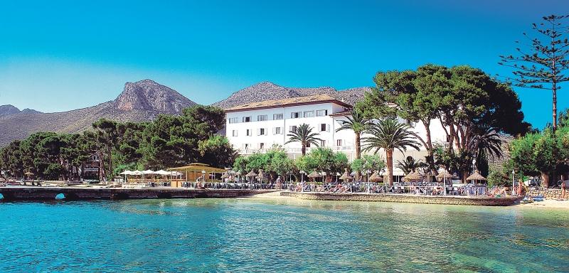 Hotel illa d 39 or alberghi con spiaggia privata a maiorca - Hotel con piscina privata grecia ...