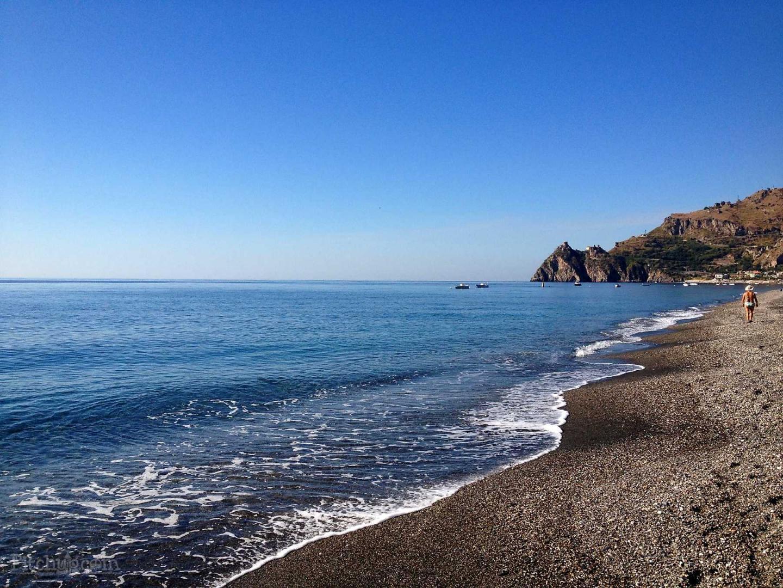 Sant'Alessio Siculo - Taormina coast