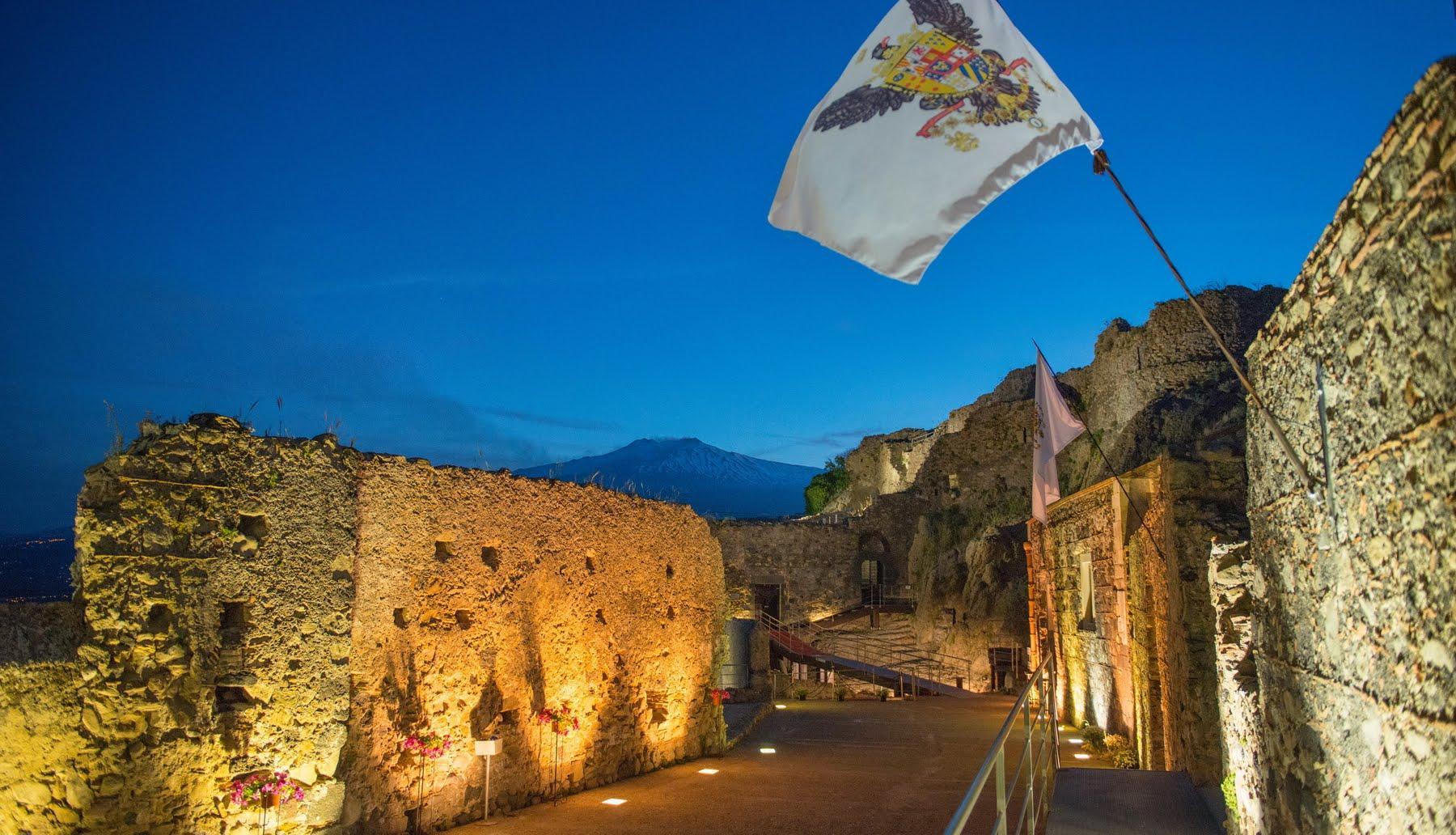 Calatabiano - Taormina coast