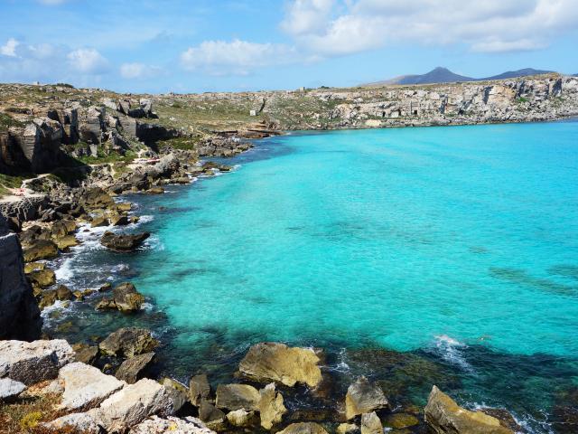 Favignana - Ägadischen Inseln