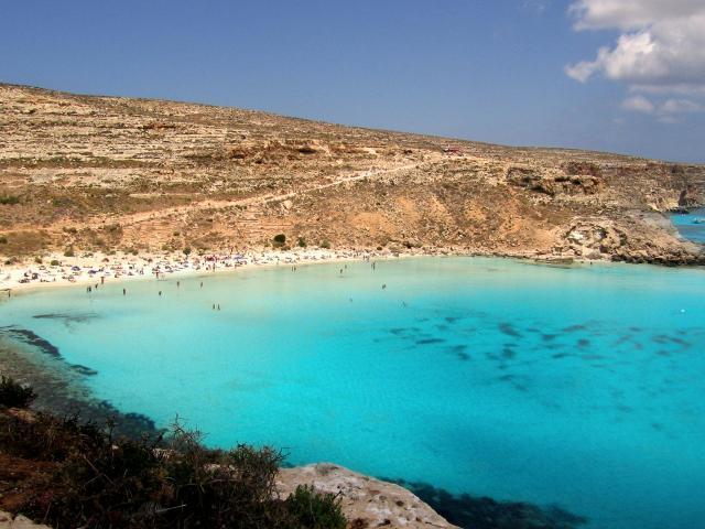 Lampedusa Insel