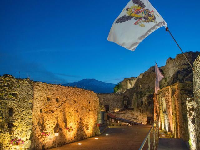 Calatabiano - Taormina Küste