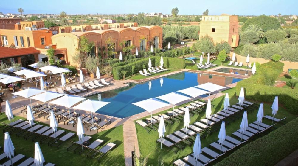 Adama resort marrakech in marrakech marrakech surroundings for Bab hotel marrakech piscine