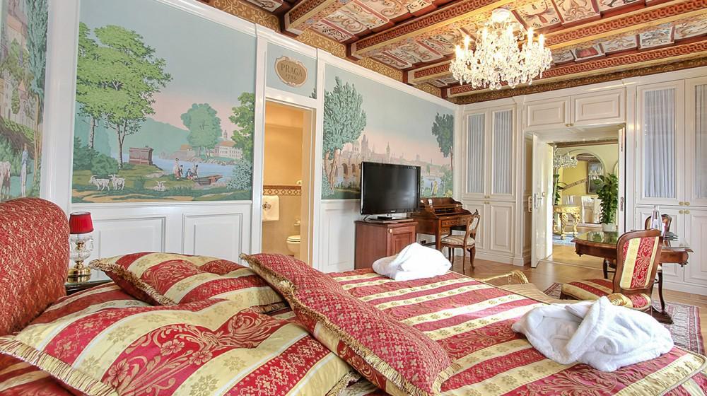 Alchymist Prague Castle Suites In Prague Prague Region