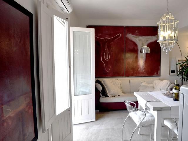 Casa Kimiyà con 2 camere e living room