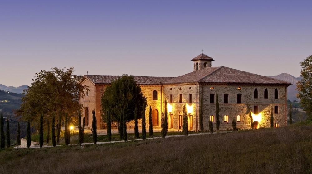 Relais Monastero Di San Biagio A Nocera Umbra  Umbria