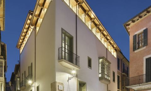 Antigua Palma Casa Noble