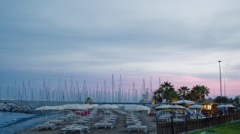 Hotel Aregai Marina Italien