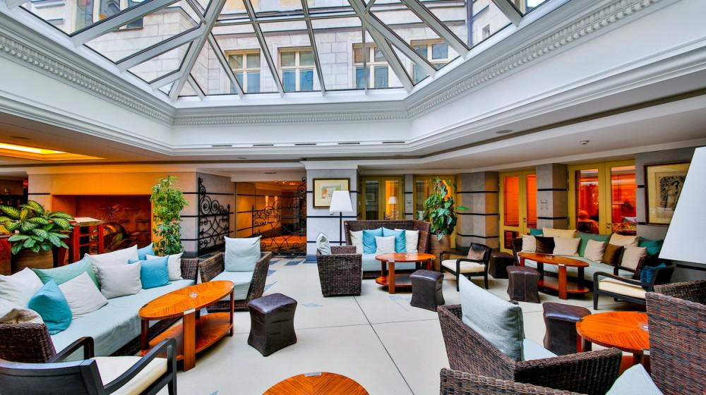 Aria Hotel Prague by Library Hotel Collection