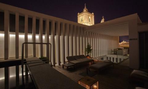 Hotel di lusso a c ceres alberghi di charme e spa for Palazzo in stile messicano