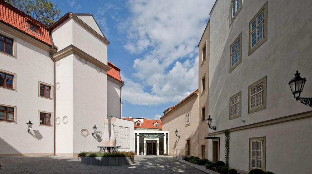 Augustine a luxury collection hotel prague in prague for Augustine hotel prague