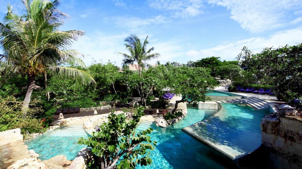 Ayana resort and spa bali in jimbaran bali for Bali spa resort