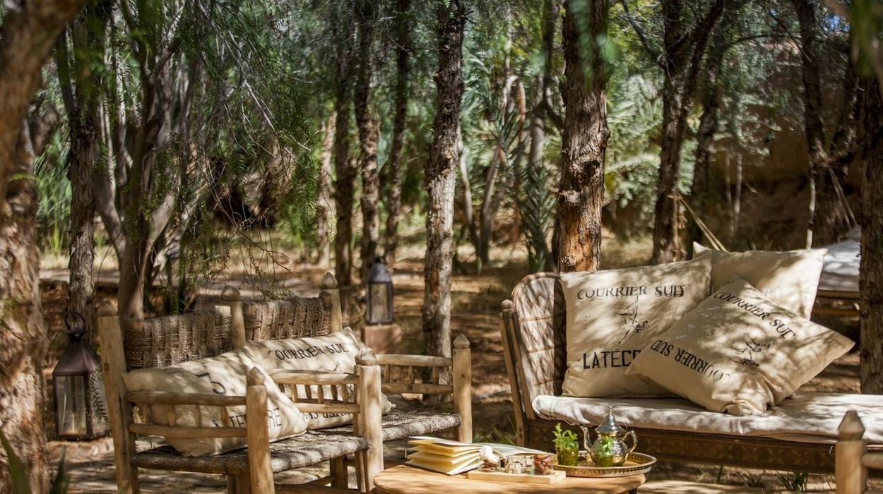 Azalai Desert Lodge